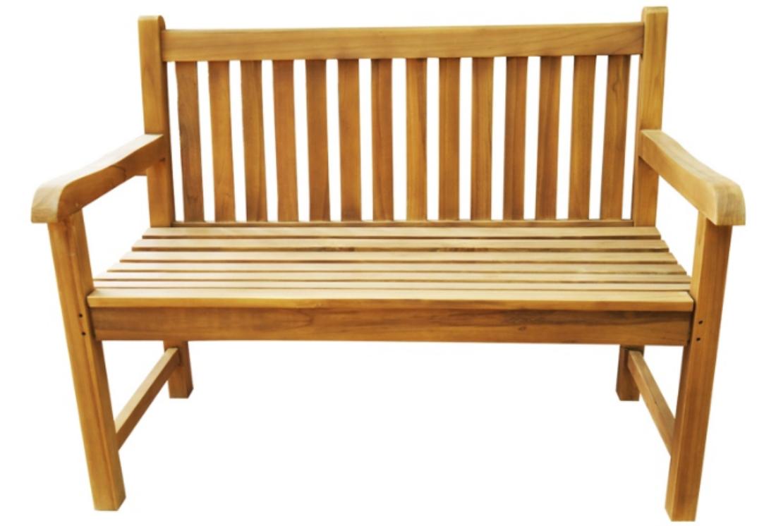 Wide Teak Wood Chair Natural Colour By Arts Classic Brikatsuper Com